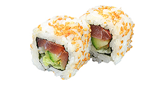 Foto Spicy tuna inside-out