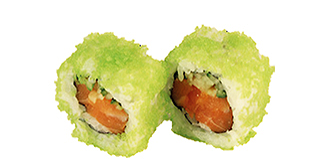 Foto Hele rol Wasabi masago inside-out